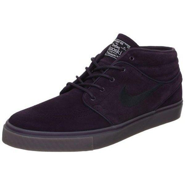 - stefan janoski md porto chewingum nero scuro attualizzato (182), scarpe da uomo