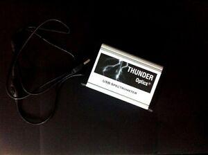 Mini-USB-Spectrometer-Spectrometre-Spektrometre-ThunderOptics-New-Product