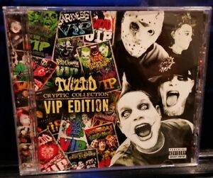 Twiztid-Cryptic-Collection-VIP-Edition-CD-insane-clown-posse-jarren-benton-icp