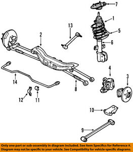 Chevrolet GM Oem 0013 Impala Rear Suspensioncontrol Arm 20930846. Is Loading Chevroletgmoem0013impalarearsuspension. Chevrolet. Trailling Arm Parts Diagram 2002 Chevy Impala At Scoala.co