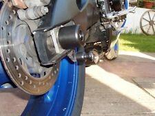 SUZUKI GSXR600 CRASH MUSHROOMS SLIDER REAR AXLE 2011 - 2017 L1-L7 PROTECTORS S5T