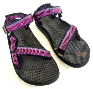 Teva-Pretty-Rugged-Nylon-Womens-Size-9-10-Slip-On-Hiking-Trail-Straps-Sandals