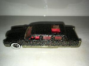 RARE-VINTAGE-1990-Hot-Wheels-Sparkle-Limo-Cadillac