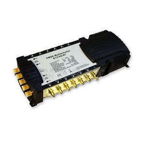 Sat Multischalter PMSE 5/12 für HDTV Full HD+ 3D Multiswitch sat verteiler NEU