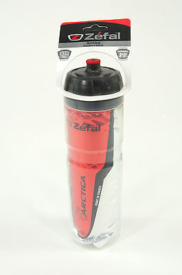 Red Zefal 165 Arctica Hydration Insulated 25Oz