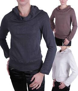 Diesel-Ative-Felpa-Damen-Sweatshirt-Pullover