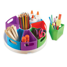 Create-a-Space Learning Education Storage Center - Bright Colors
