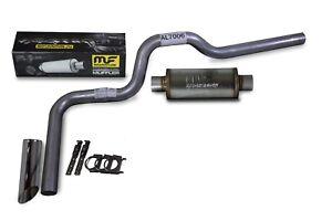 "Dodge Ram 04-08 3/"" Single Exhaust Kit Magnaflow Muffler"