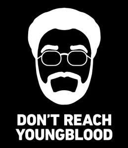 best website 982f0 28d65 Details about Uncle Drew Don't Reach Youngblood shirt Kyrie Irving Movie  Boston Celtics Dont