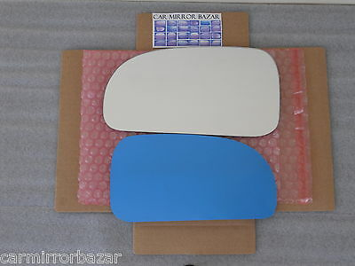 New Replacement Mirror Glass with FULL SIZE ADHESIVE for Saturn Astra Driver Side View Left LH