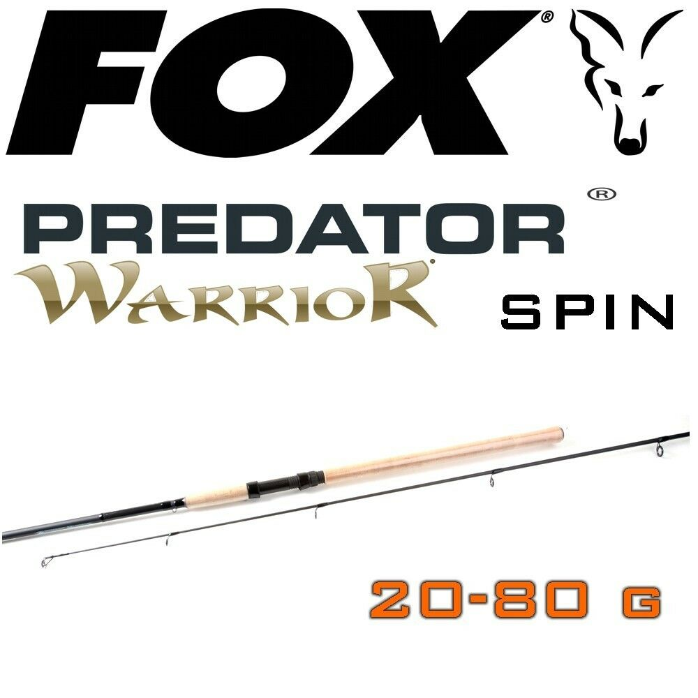 Fox Warrior SPIN 20 - 80g