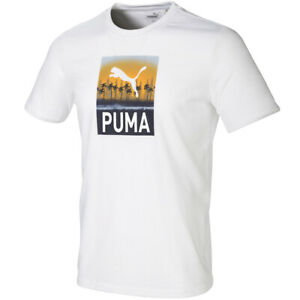 PUMA Golf Men's Tropics Tee Shirt NEW
