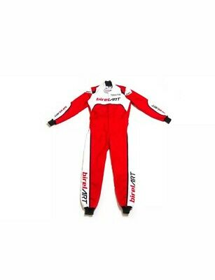 Birel Art Printed Go Kart Suit Race Suit Free Gifts Included Ebay
