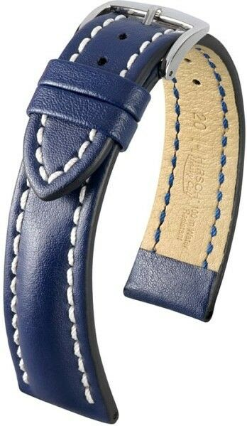 Professioneller Verkauf Uhrenarmband Hirsch Uhrenarmband Heavy Calf 18 Mm, 20 Mm, 22 Mm, 24 Mm, 26mm Ausreichende Versorgung