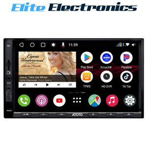 "ATOTO S8 Pro 7"" Bluetooth aptX HD Android Auto CarPlay QC 3.0 S8G2A75P"