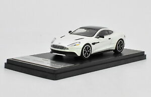 1-43-Aston-Martin-Vanquish-White-Diecast-Car-Model-Collection
