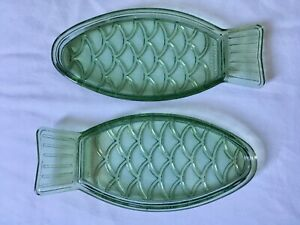 SERAX Paola Navone FISH&FISH Tableware 2 Glass FISH Dishes