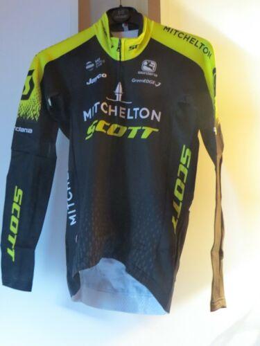 Michelton Scott FR-C Pro Long Sleeve Jersey L