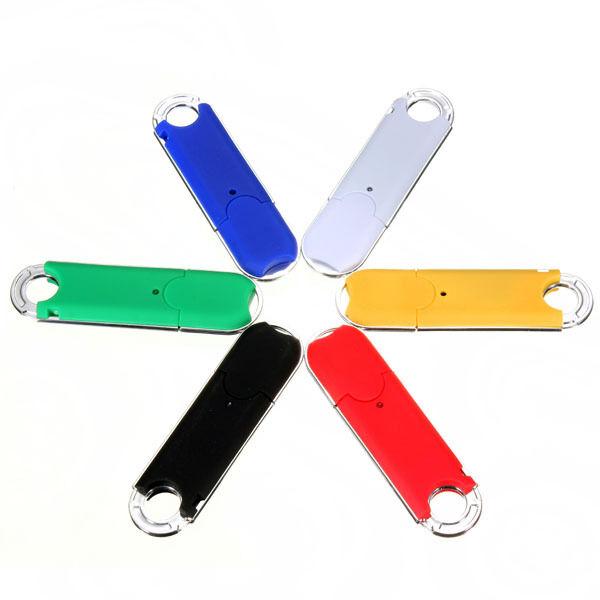 With LED Light 32GB 64GB USB 2.0 Flash Drive Memory Stick U Disk Storage PC TV