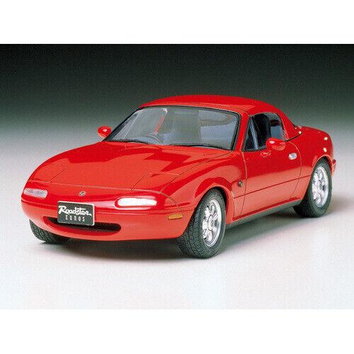 Tamiya 24085  Eunos Roadster 1:24 Scale Sports Car Series no.85  Tamiya