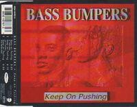 Bass Bumpers Keep on pushing (1995) [Maxi-CD]