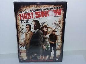 First-Snow-DVD-Canadian-Wide-amp-Fullscreen-Bilingual-NEW