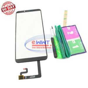 """FREE SHIP for Cubot X19 5.93"""" 2019 Black Touch Screen Digitizer + Tools ZVLU827"""