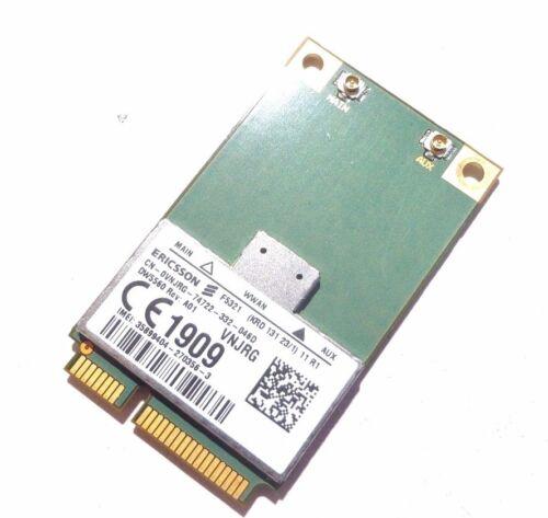 GENUINE Dell Latitude E6430 WWAN Wireless 3G Mobile Broaband Card VNJRG