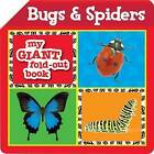 My Giant Fold Out Bugs & Spiders by Lake Press (Book, 2015)