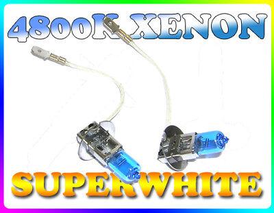 VW Crafter 55w Clear Xenon HID Low Dip Beam Headlight Headlamp Bulbs Pair