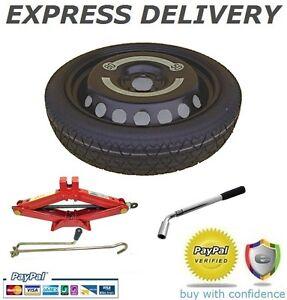 volkswagen vw touran roue de secours conomie d 39 espace 16 cric boite ebay. Black Bedroom Furniture Sets. Home Design Ideas
