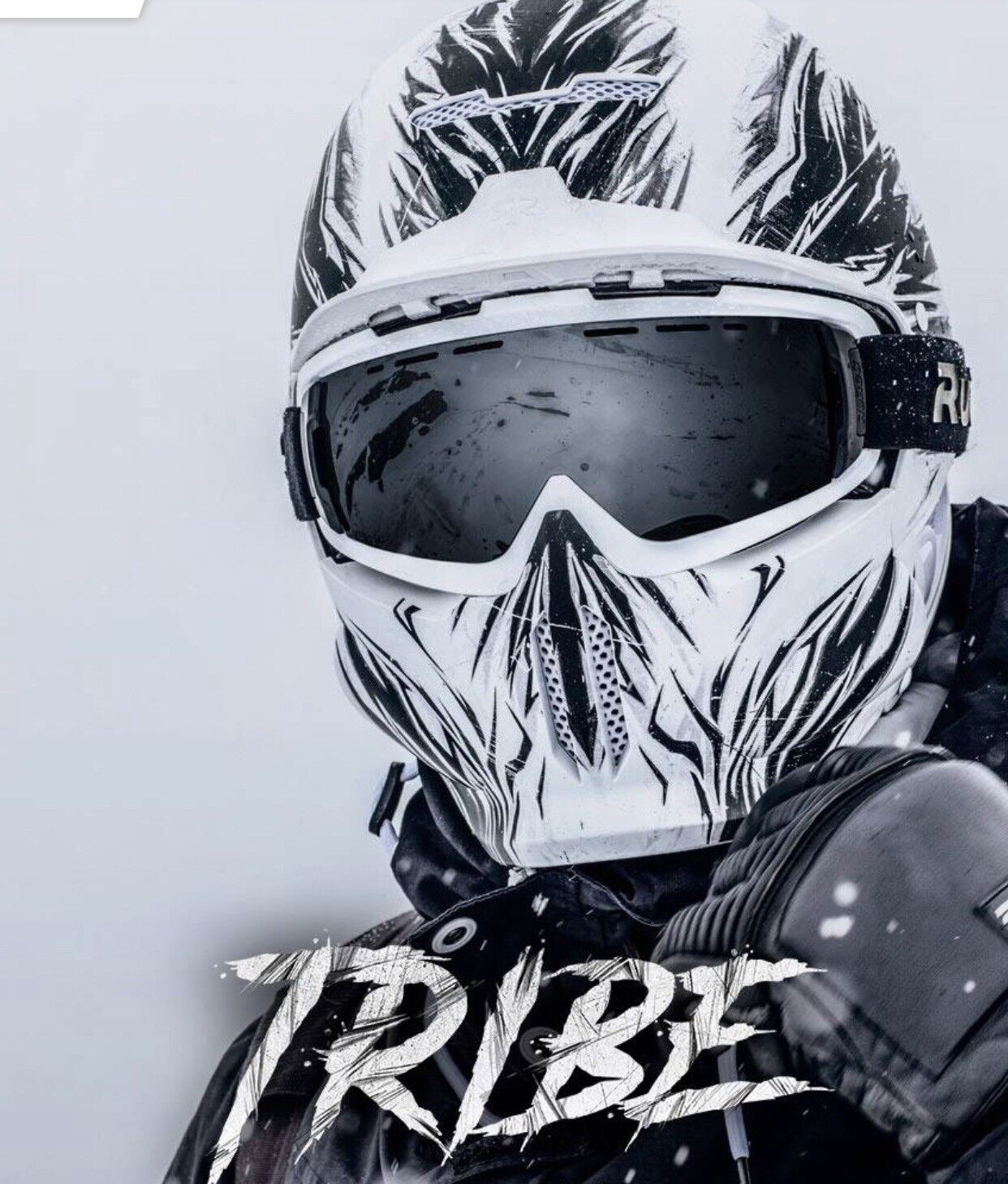 Ruroc Helmet RG1- DX TRIBE- LIMITED EDITION 2018