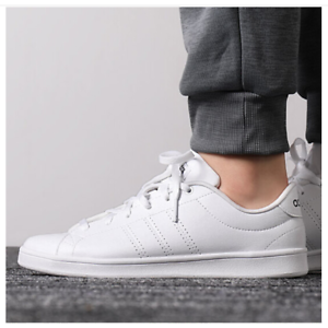 White Trainers Casual Shoes UK 9.5 | eBay