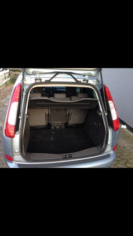 Ford Focus C-MAX, 1,6 TDCi Ambiente aut., Diesel