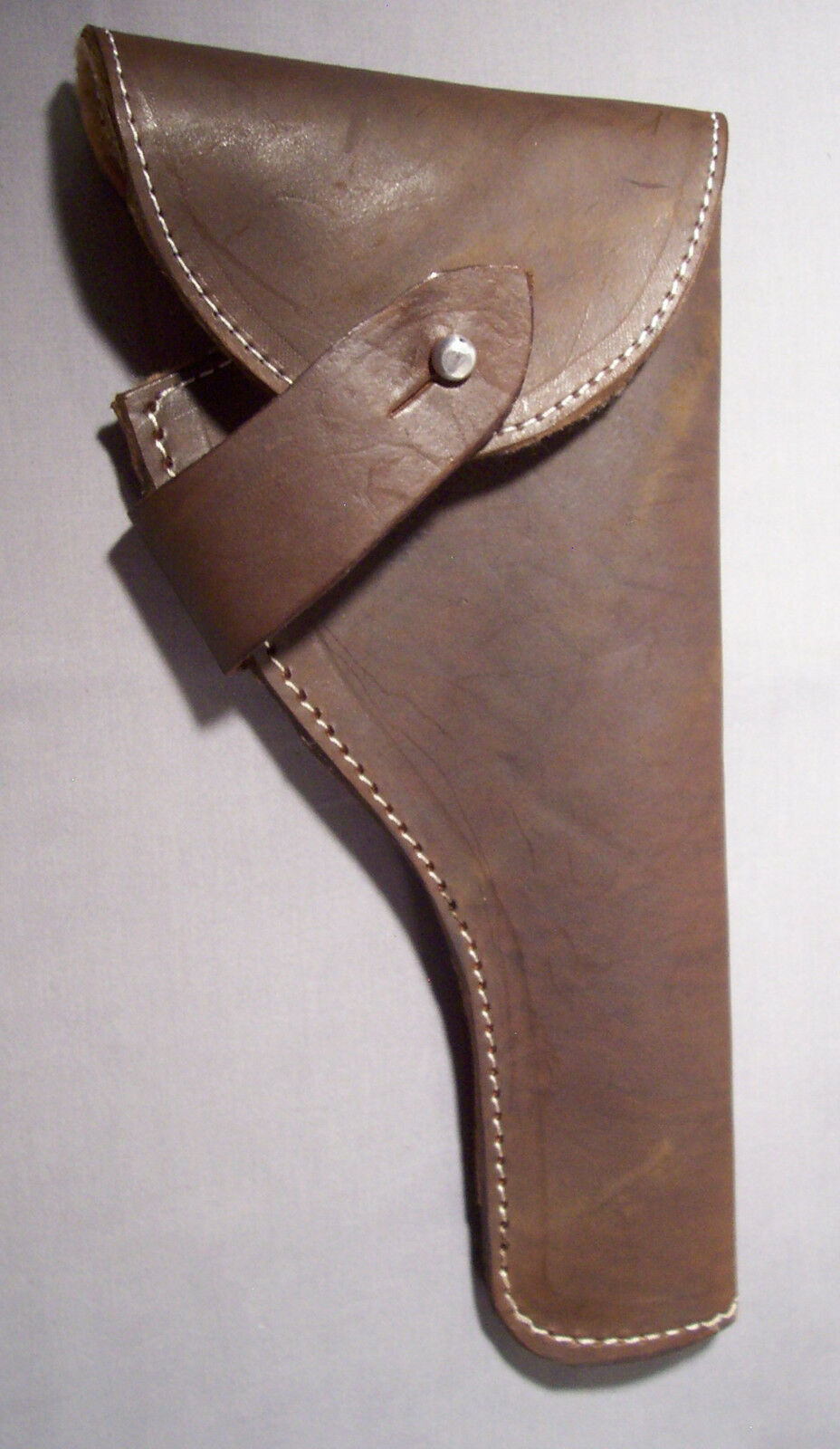 12 INCH DARK BROWN GUN HOLSTER  INDIANA JONES STYLE REPLICA  wholesape cheap