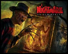 Nightmare on Elm Street Pinball Alternate Translite