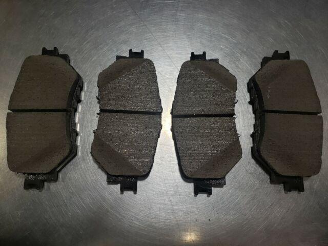 MAZDA OEM 2014 3 Brake-Front Pads BJY73328ZA