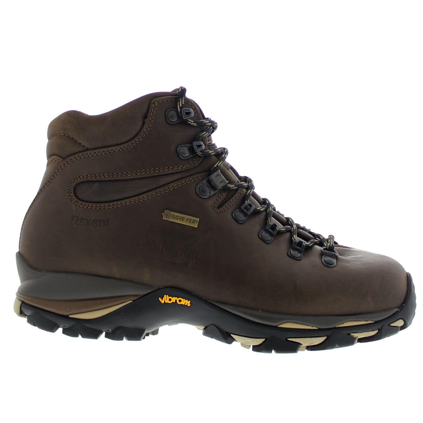 Grandes zapatos con descuento Zamberlan 313 Vioz Lite Gore-Tex Chestnut Womens - Mens Unisex Boots