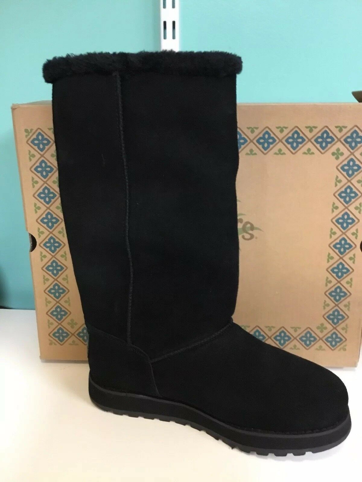 Women's Skechers Boots - Keepsakes-Conceal - Black - - -  48363 - New  Size 6 04890e