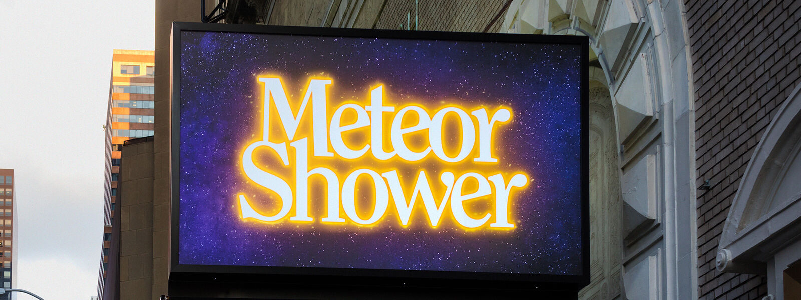 Meteor Shower New York