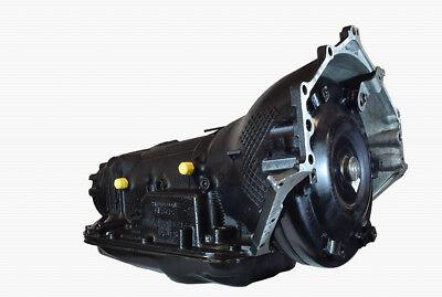 2001-2006 Chevrolet Silverado 2500,6.0L,4WD,4L80E Remanufactured Transmission