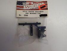 TEAM ASSOCIATED - NTC3 CENTER BULKHEAD & BEARING CAP - Model # 2269