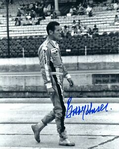 Bobby Unser Signed Indy 500 Winner Photo 1981 Autographed