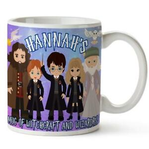 Harry Potter Christmas Gifts.Details About Harry Potter Mug Personalised Girls Christmas Gift Stocking Filler Xmas Ks160