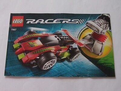 Und Ausland Weithin Vertraut. Lego® Bauanleitung Instruction Nr 7967 Um Eine Hohe Bewunderung Zu Gewinnen Und Wird Im In