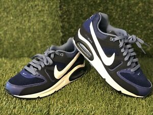 Details about Nike Air Max Command 2019 SS Men's Royal BlueBlackWhite Size 7.5 629993 410