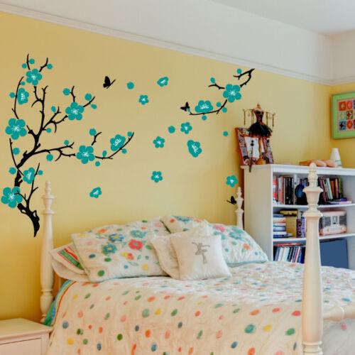 Prune blossom tree wall stickers Vinyle Art Décalcomanie