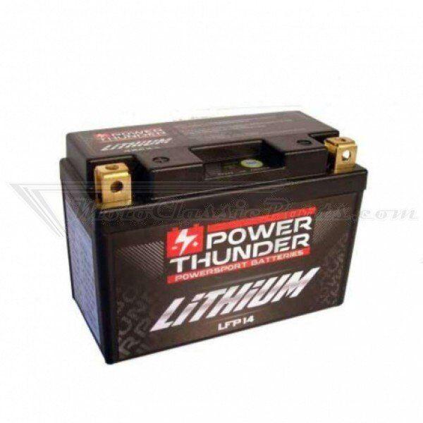 Power Thunder Lithium battery LFP30L Upgrade:12N24-3A,12N24-3,52515,53030,53034