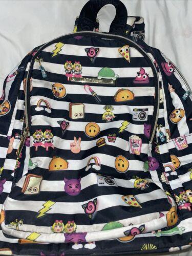 Beautiful Betsey Johnson Rocknroll Backpack - image 1