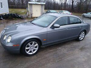 2005 Jaguar S-TYPE 4.2 VDP Edition